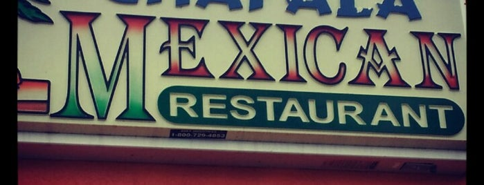 Chapala Restaurante Mexicano is one of KC Restaurants.
