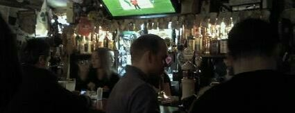 Silver's Irish Pub is one of Best Moscow pubs.