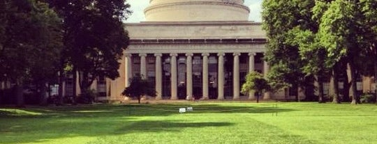 Massachusetts Institute of Technology (MIT) is one of favs.
