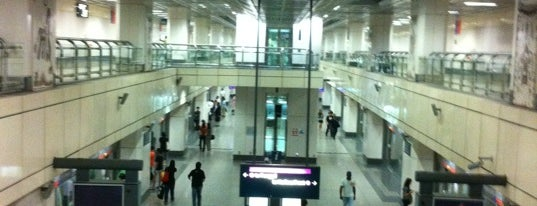 Little India MRT Interchange (NE7/DT12) is one of Singapore: business while travelling part 3.