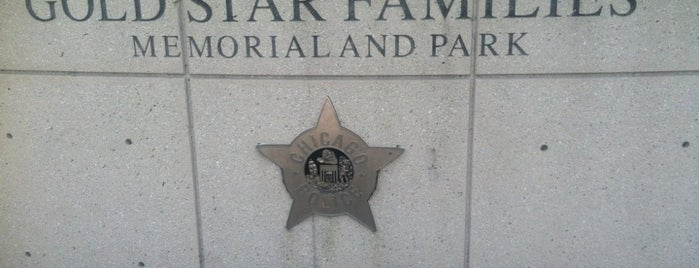 Gold Star Families Memorial & Park is one of Locais curtidos por John.