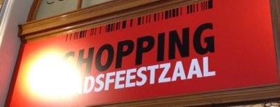 Shopping Stadsfeestzaal is one of Uitstap idee.