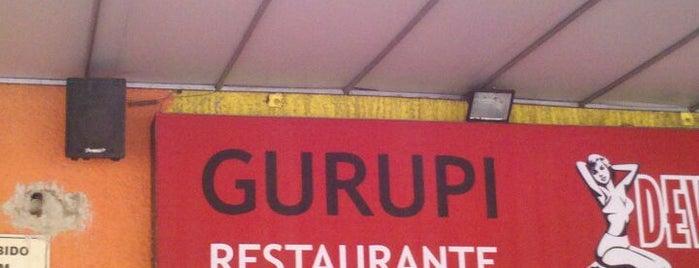 Restaurante Gurupi (Pamonharia) is one of Pra matar a fome.