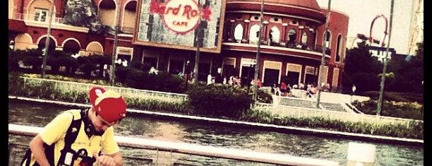 Hard Rock Live Orlando is one of Hard Rock Cafes I've Visited.