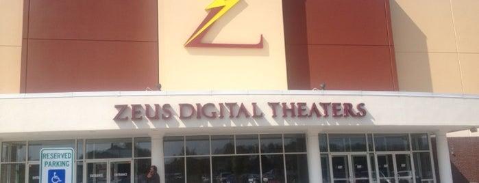 Zeus Digital Theater is one of Locais curtidos por Ian.