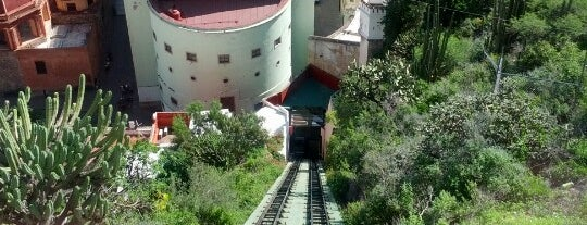 Funicular Panorámico is one of SMA + GTO.