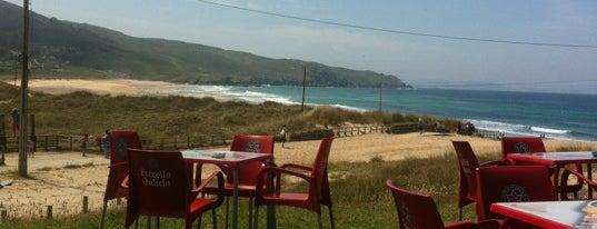 Praia de Doniños is one of To do's Viveiro.
