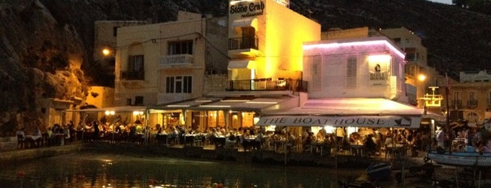 The Boathouse is one of Lugares favoritos de Helena.