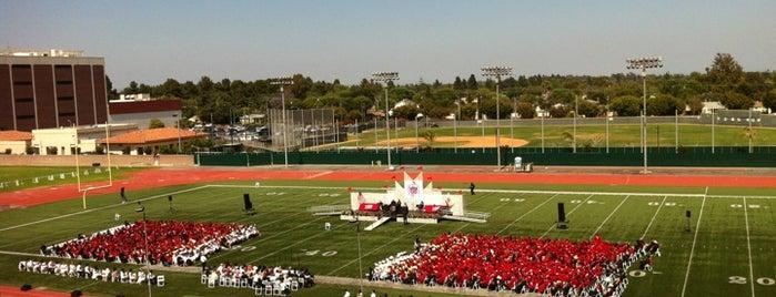 Veteran's Memorial Stadium is one of ท่องเที่ยว Los Angeles, CA.