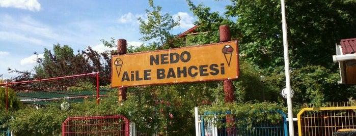 Nedo Dondurma Bahçesi is one of Serkan : понравившиеся места.