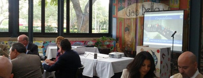Ciao Bello is one of Restaurants to try.