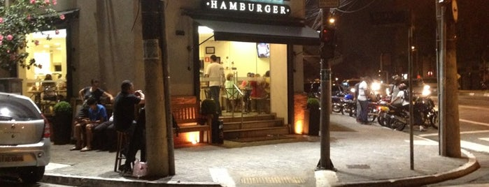 Osnir Hamburger is one of Hamburguerias.