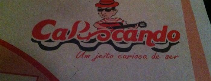 Cariocando Bar is one of Pub's, Club's e Coffee Shops!.