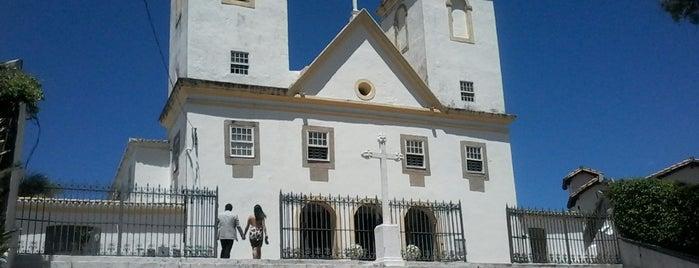 Igreja de Santo Antônio da Barra is one of Orte, die Renata gefallen.