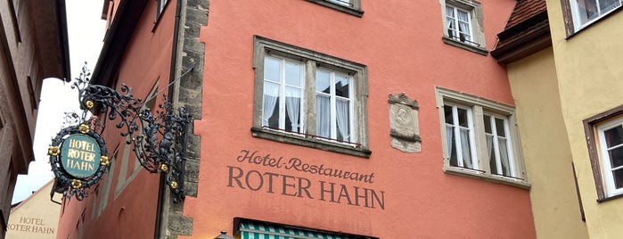 Restaurant Roter Hahn is one of Германия.