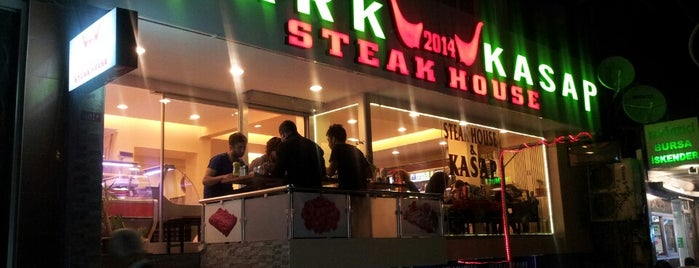 Park Kasap & Steakhouse is one of İstanbul.