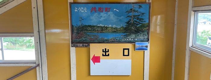 小沢駅 is one of JR 홋카이도역 (JR 北海道地方の駅).
