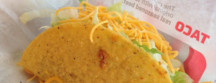 Taco Bell is one of To Eat: Westwood, Los Angeles, CA.