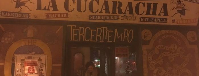 La Cucaracha is one of Must-visit Bars in Casco Zaragoza.