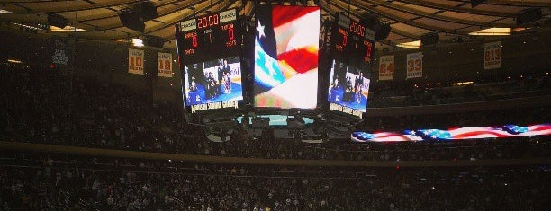 Madison Square Garden is one of New York, things to do.