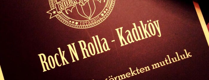 Rock N Rolla is one of İstanbul.