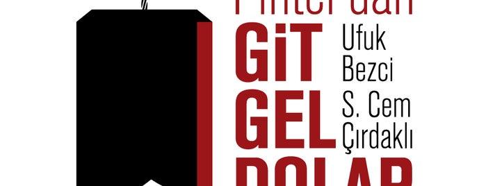 Yutt Sanat (Yol Ufka Tiyatro Topluluğu) is one of Posti salvati di Mehmet Ali.