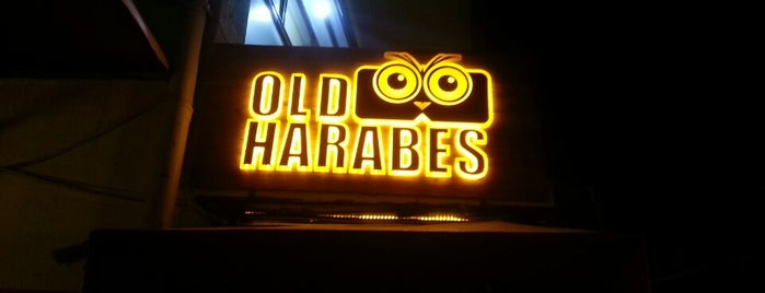 Old Harabes is one of Must-see seafood places in Eskişehir.