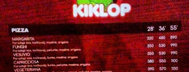 Kiklop is one of Posti che sono piaciuti a Mario.