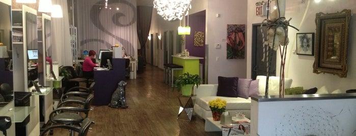 Senses New York Salon & Spa is one of Christopher 님이 저장한 장소.