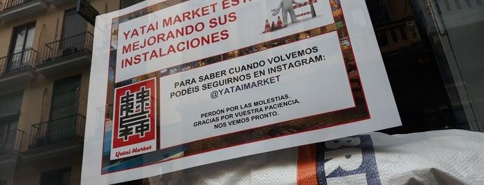 Yatai Market is one of Madrid.
