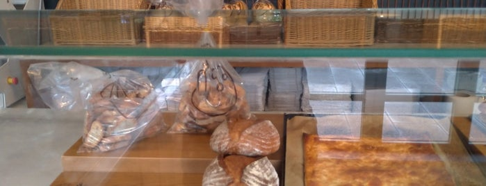 Miga Bakery is one of Madrid.