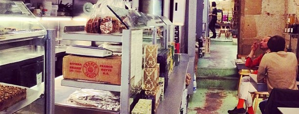 Rose Bakery is one of My Paris Best.