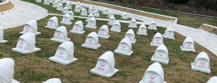 Soğanlıdere Hastane Şehitliği is one of Canakkale.
