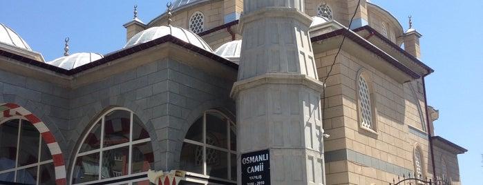 Osmanlı Camii is one of Isparta | Spiritüel Merkezler.