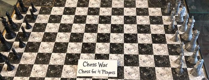 Chess Forum is one of สถานที่ที่ Shalimar ถูกใจ.