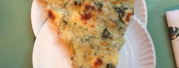Artichoke Basille's Pizza & Bar is one of Tempat yang Disukai Shalimar.