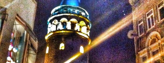 Galata is one of * GİDİYORUZ :)).