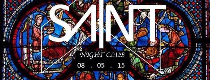 Saint Nightclub is one of CDMX.