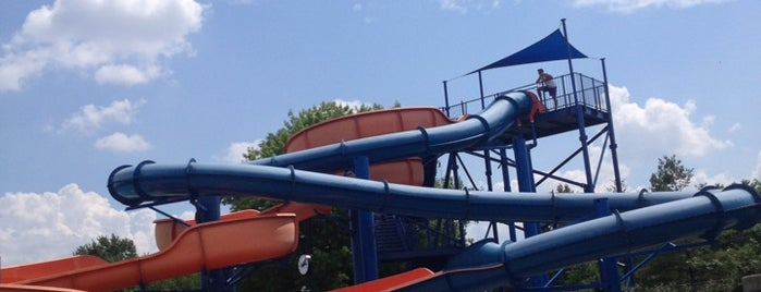 The Big Splash is one of Angie's Liked Places.