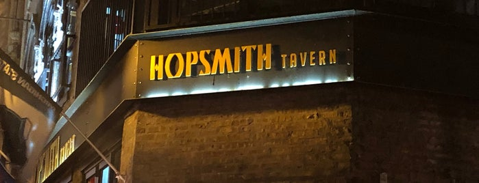Hopsmith Tavern is one of Eat.