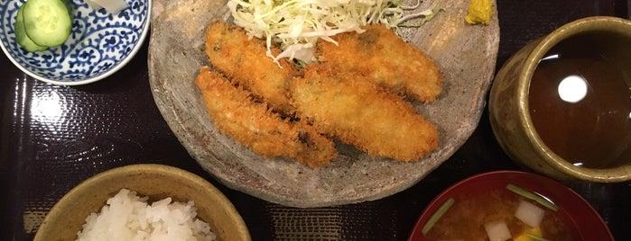 有機和食 山藤 is one of Orte, die Yusuke gefallen.