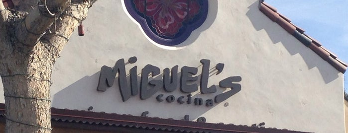 Miguel's Cocina is one of San Diego.