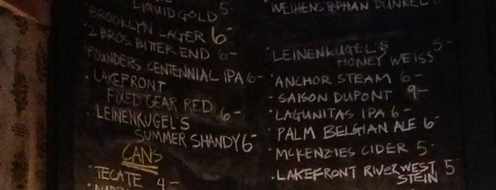 Burnside is one of Williamsburg Bars.