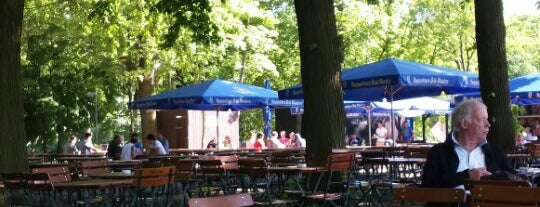 Loretta am Wannsee is one of Sommer Chillspots.