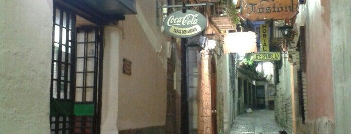 Tasca Los Amigos is one of Locais curtidos por Juanma.