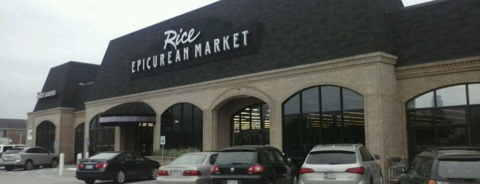 Rice Epicurean Market is one of Houston Restaurant Weeks - 2013.