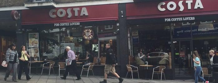Costa Coffee is one of Lugares favoritos de Cem.