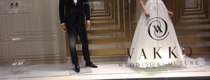 Vakko Wedding is one of Turkey.