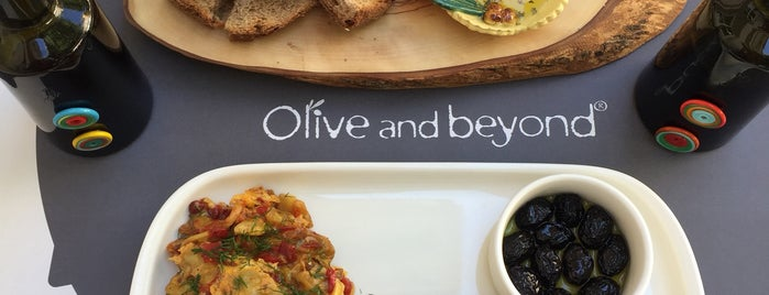 Olive And beyond is one of Gespeicherte Orte von Ceren.
