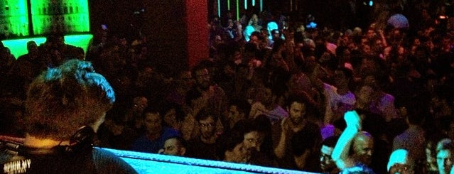 UNDER Club is one of Nightlife in Barcelona.
